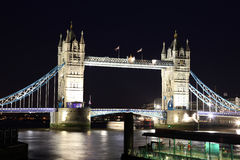 Evening Tower Bridge, London, UK Stock Photo
