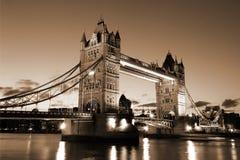 Evening Tower Bridge, London, UK Royalty Free Stock Photography