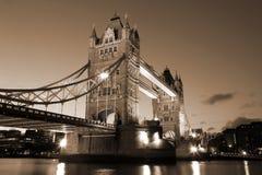 Evening Tower Bridge, London, UK Stock Photos