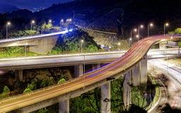 Evening traffic. Stock Photography