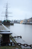 Evening In Turku Royalty Free Stock Photography