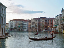Evening in Venice. Stock Photo