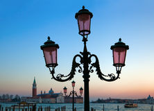 Evening in Venice Stock Photography