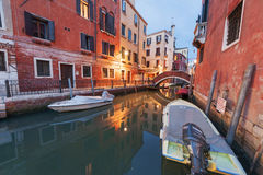 Evening Venice Royalty Free Stock Photos