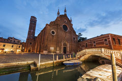 Evening Venice Royalty Free Stock Images