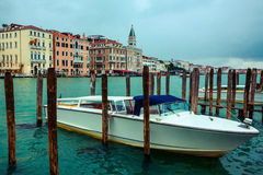Evening in Venice Royalty Free Stock Image