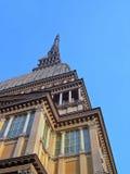 Mole Antonelliana in Turin Royalty Free Stock Photography