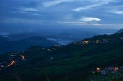 Evening view at Phu Tub Berk Stock Photography
