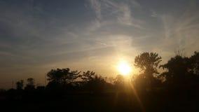 Evening Views stock image