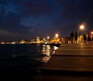 evening walk στοκ εικόνες