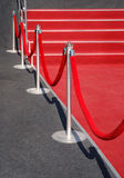 Event barrier stock image