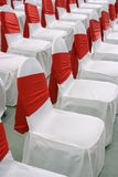 Event chairs Stock Images