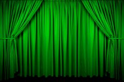 Event Curtain Royalty Free Stock Image