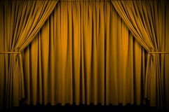Event Curtain Royalty Free Stock Photos