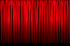 Event Curtain Stock Photos