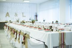 Event decoration Royalty Free Stock Images