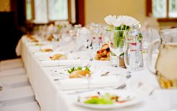 Event decoration Stock Images