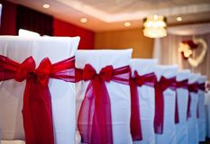 Event decoration. Beautiful event decoration for various celebration style Stock Photography