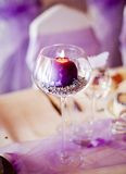 Event decoration Stock Image
