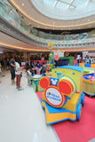 Event of Disney's World Family Sweetheart Baby Carnival in Hong Kong Royalty Free Stock Photography