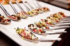 Event food Stock Photography