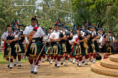 Bagpipes Royalty Free Stock Image