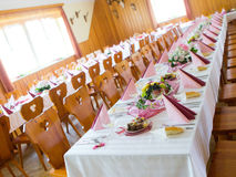 Event, party or wedding ballroom Royalty Free Stock Photo