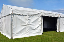 Event tent Stock Photography