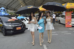 Event views of FAST Auto Show Thailand 2016 Stock Photo