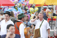 Event of the Vinkovci Autumn Royalty Free Stock Images