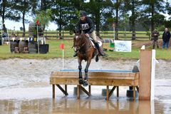 Eventing Championship Stock Photography