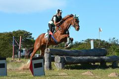 Eventing Team Royalty Free Stock Image