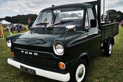 Evento clásico del coche del vintage de Ford Imagen de archivo