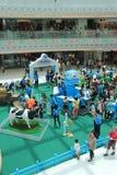 Evento da exploração agrícola da produção animal de Hong Kong Dutch Lady Pure Imagem de Stock