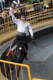 Evento da mostra do cavalo em Taiwan Fotografia de Stock Royalty Free