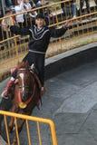 Evento da mostra do cavalo em Taiwan Imagem de Stock Royalty Free