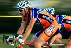 Evento da raça da bicicleta da trilha fotografia de stock royalty free