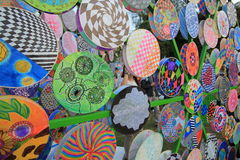 Evento das artes no parque Mardi Gras em Hong Kong Foto de Stock Royalty Free