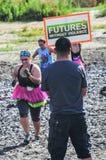 Evento 2014 de la caridad de Muderrella Imagen de archivo libre de regalías