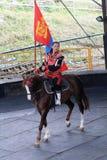 Evento de la demostración del caballo de Taiwán Fotos de archivo