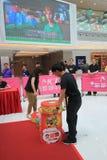 Evento 2015 de la familia de Hong Kong Father Day imágenes de archivo libres de regalías