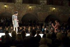 Evento de la moda en Graz Imagenes de archivo