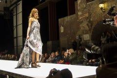 Evento de la moda en Graz Foto de archivo