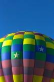 Evento del globo del aire caliente Imagen de archivo