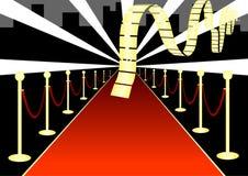 Evento del tappeto rosso Immagini Stock Libere da Diritti