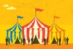 Evento della tenda Fotografia Stock Libera da Diritti