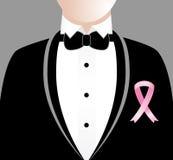 Evento di consapevolezza del cancro della mammella Immagine Stock Libera da Diritti