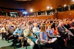 EVENTO 2014 DI PACE DI SARAJEVO Immagini Stock Libere da Diritti