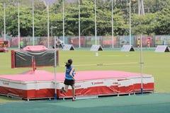 evento di salto di ŸHight del ¼ del ï sesto Hong Kong Games immagini stock