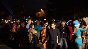 Evento especial - Hollywood ocidental Dia das Bruxas Carnaval filme